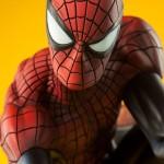 Sideshow Spiderman Classic Polystone 009