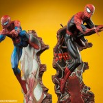 Sideshow Spiderman Classic Polystone 013