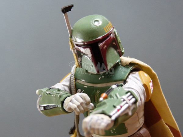 Star wars black series 6in Boba Fett 11