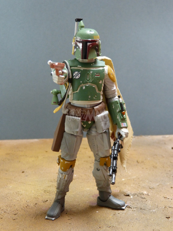 Star wars black series 6in Boba Fett 12