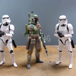 Star wars black series 6in Boba Fett 16