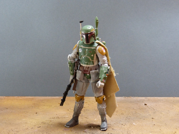 Star wars black series 6in Boba Fett 2
