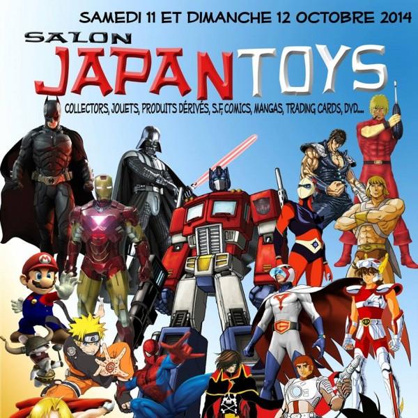 affiche japan toys