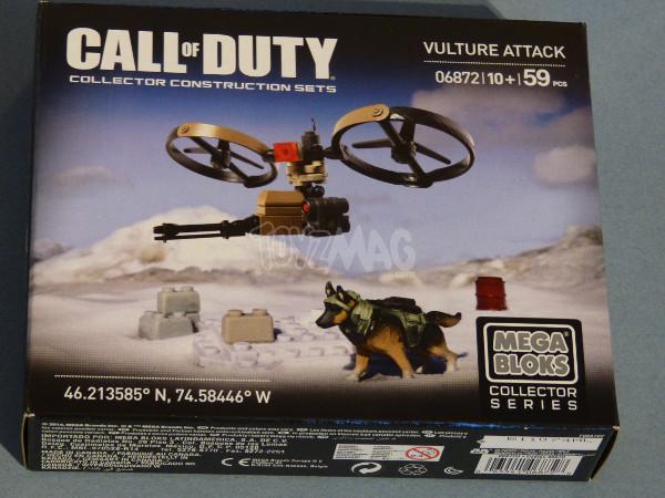 call of duty vulture attack mega bloks 1