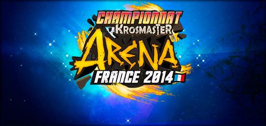 championnat Krosmaster arena 2014