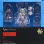 Review – Figma 214 – Shimakaze