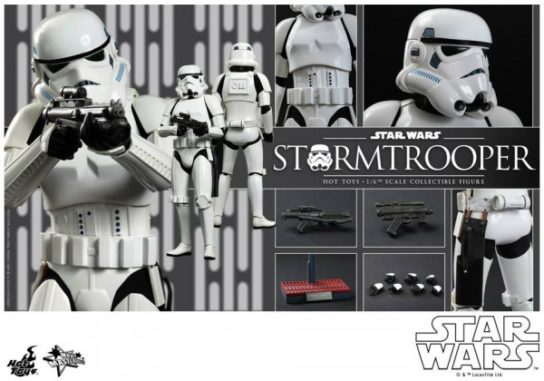 hot toys stormtrooper