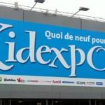 #KidExpo le salon dédié aux enfants à ouvert ses portes hier pour 5 jours