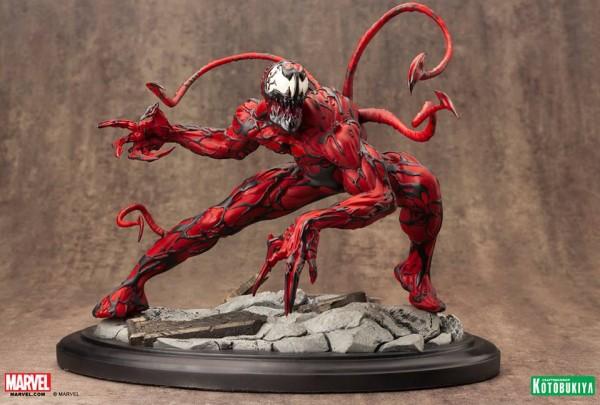 Marvel Comics Maximum Carnage Fine Art Statue
