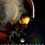 Luke Skywalker: Red Five X-wing Pilot en précommande