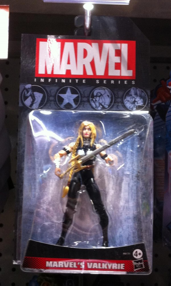 Marvel Infinite Serie Valkyrie