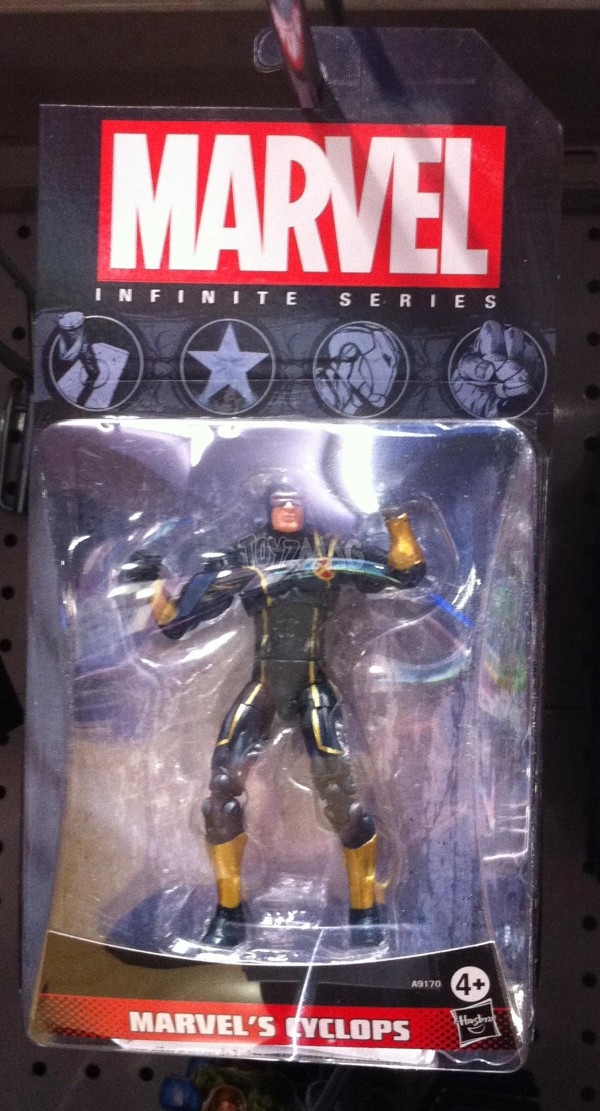 Marvel Infinite Serie Cyclops