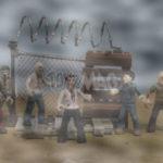 Mega Bloks Call of Duty : Zombie Outbreak – Foule de morts vivants