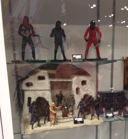 planet of the apes neca nycc