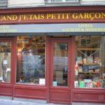 #VSWV Quand j'étais petit garçon… Notre ami Jean ouvre boutique !