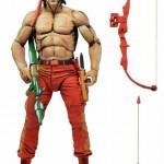 Rambo version 8bit par NECA