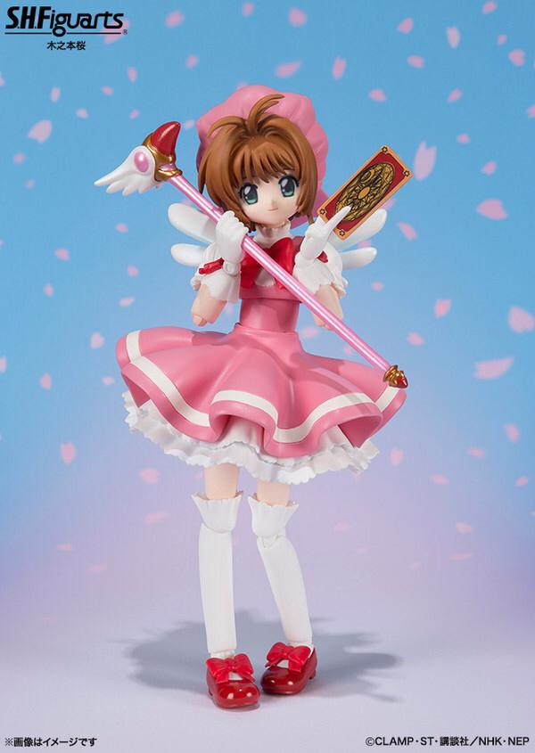 shfiguarts Sakura Kinomoto