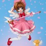 Sakura Kinomoto arrive en S.H.Figuarts