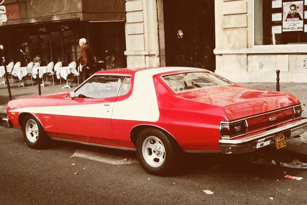Gran Torino Ford