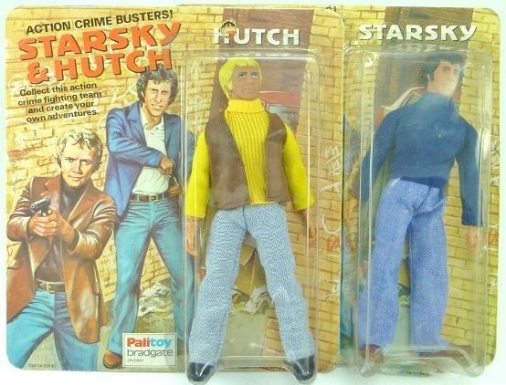 Starsky et Hutch Mego Palitoys