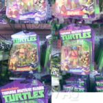 Dispo en France : Tortues Ninja, Marvel Infinite Series, One Piece, Transformers