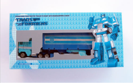 transformers encheres cancer prostate