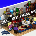 Legos idea : le set Big Bang Theory confirmé