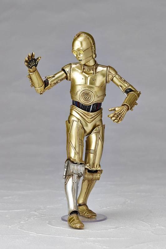 C-3PO revoltech 1