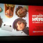 Les Nouveaux Héros – avant première à Disneyland Paris