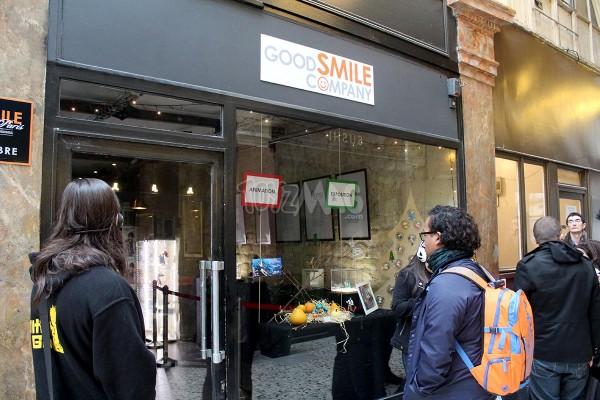 POP-UP store Good Smile Copany