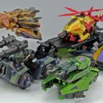Review – Transformers – Bek-01TK