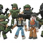 Aliens Minimates 2-pack Series 1