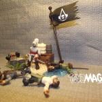 Review – MegaBloks – Assassin's Creed PIRATE CREW PACK