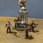 Mega Bloks : Assassin's Creed – Borgia Guard pack