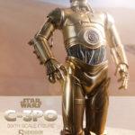 C-3PO Sixth Scale Figure par Sideshow Collectibles