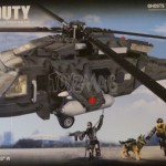 Call of Duty – Mega Bloks : Review Heavy Lift Chopper