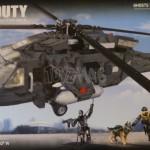 Call of Duty - Mega Bloks : Review Heavy Lift Chopper