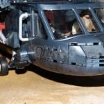 Mega Brands Call of Duty Heavy Lift Chopper blackhawk