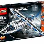 Coup de coeur LEGO : l'avion Cargo LEGO Technic