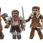 Dragon Age : un set de 4 Minimates