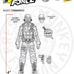 Eagle Force Returns : RIOT Commando