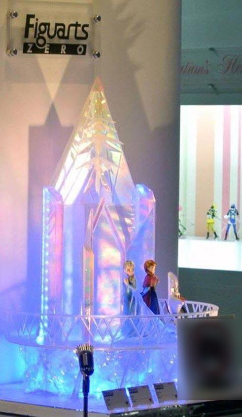 figuartsZero Frozen La Reine des Neiges