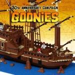 Les Goonies en LEGO ?