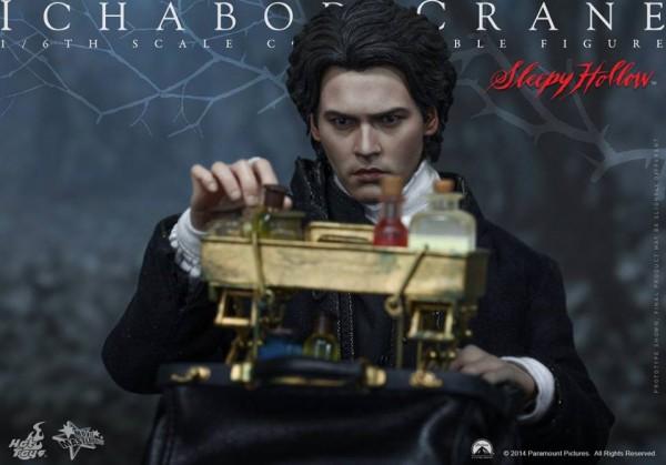 ichabod crane sleepy hollow hot toys 2