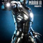 Iron Man Mark II Quarter Scale Maquette par Sideshow Collectibles