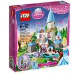 Coup de cœur LEGO : Disney Princess Cendrillon
