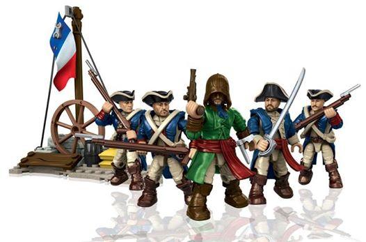 mega bloks assassins creed révolution française