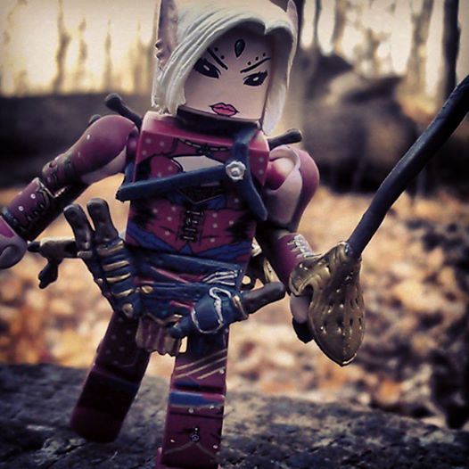 merisiel elf rogue minimates pathfinder