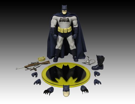 mezco one12 batman