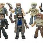 Walking Dead : annonce des Minimates Series 7